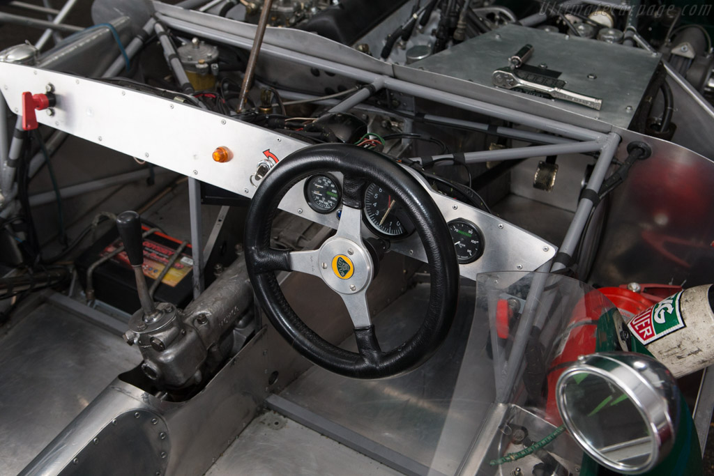 Lotus 17 Climax - Chassis: 655   - 2014 Le Mans Classic