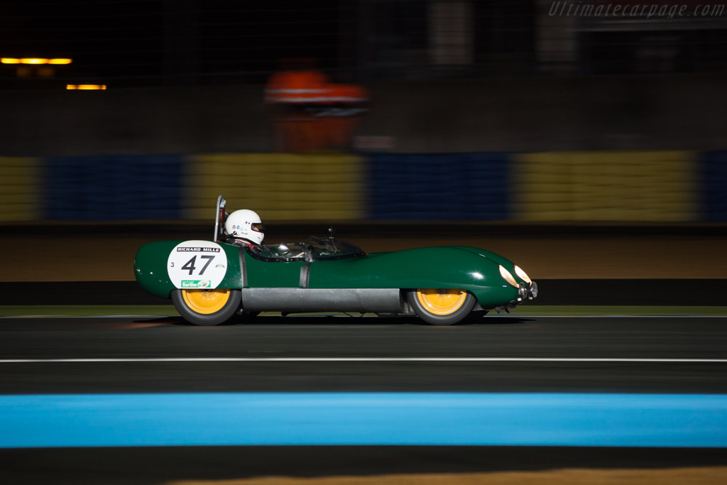 Lotus 17 Climax - Chassis: 655 - Driver: Ian Dalglish  - 2014 Le Mans Classic