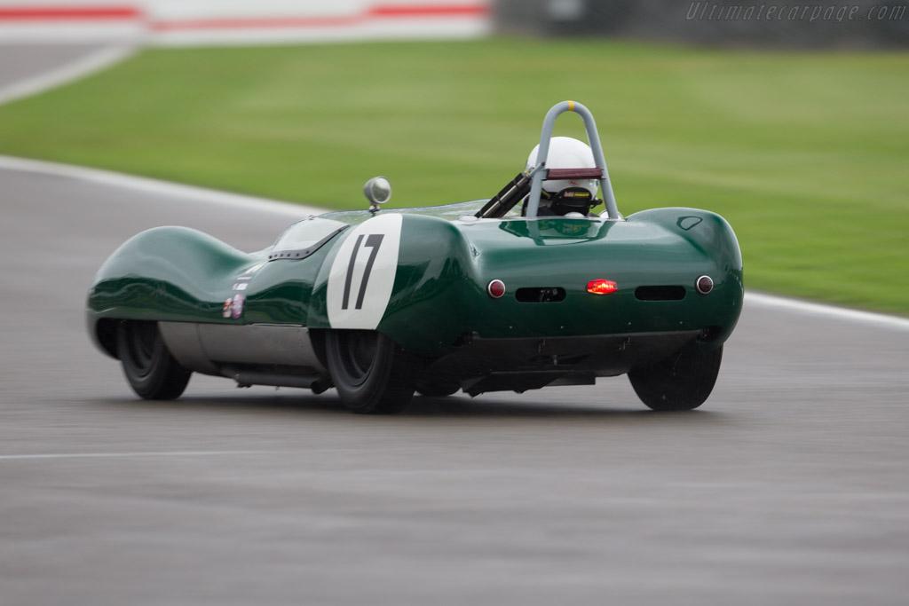 Lotus 17 Climax - Chassis: 655 - Driver: Ian Dalglish  - 2017 Goodwood Revival