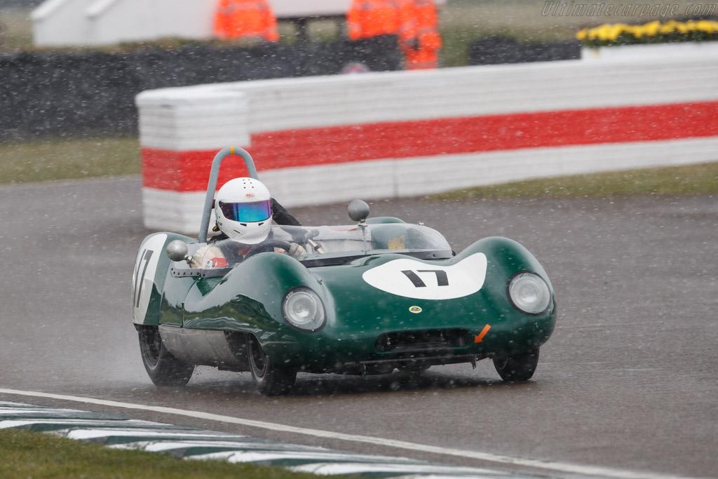 Lotus 17 Climax - Chassis: 655 - Driver: Ian Dalglish  - 2018 Goodwood Members' Meeting