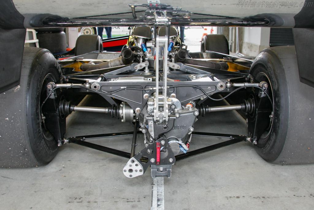 Lotus 81 Cosworth - Chassis: 81/4  - 2010 Monterey Motorsports Reunion