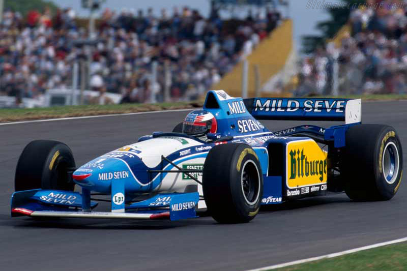 1995 Benetton B195 Renault Images Specifications And