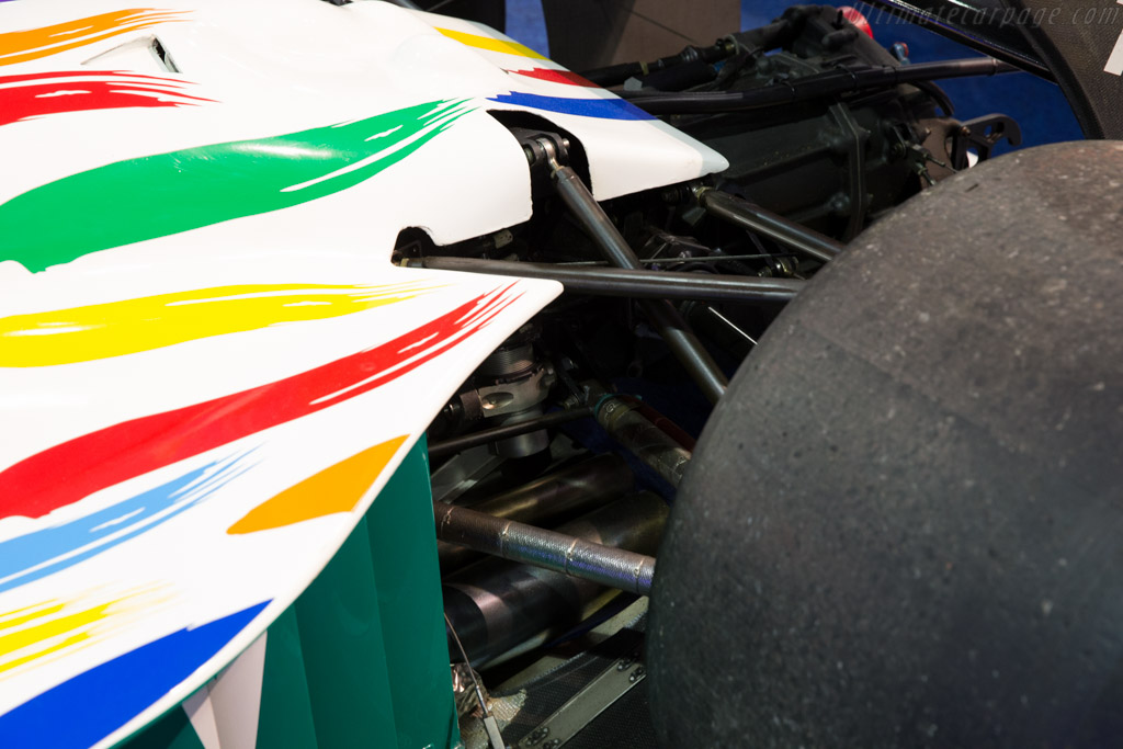 Benetton B186 BMW - Chassis: B186-01   - 2016 Interclassics Maastricht