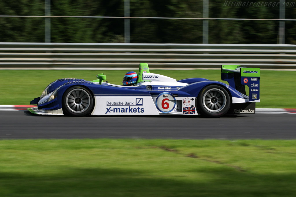 Dallara SP1 Judd - Chassis: DO-004   - 2004 Le Mans Endurance Series Spa 1000 km