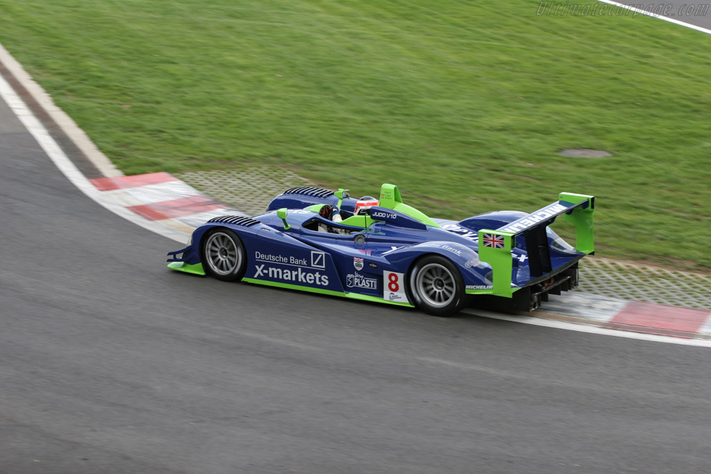 Dallara SP1 Judd - Chassis: DO-006   - 2005 Le Mans Endurance Series Spa 1000 km
