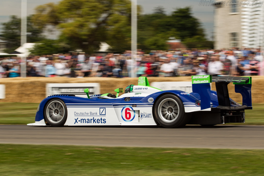 Dallara SP1 Judd - Chassis: DO-004   - 2015 Goodwood Festival of Speed