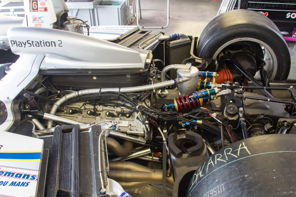 Dallara SP1 Judd - Chassis: DO-002   - 2017 Grand Prix de l'Age d'Or