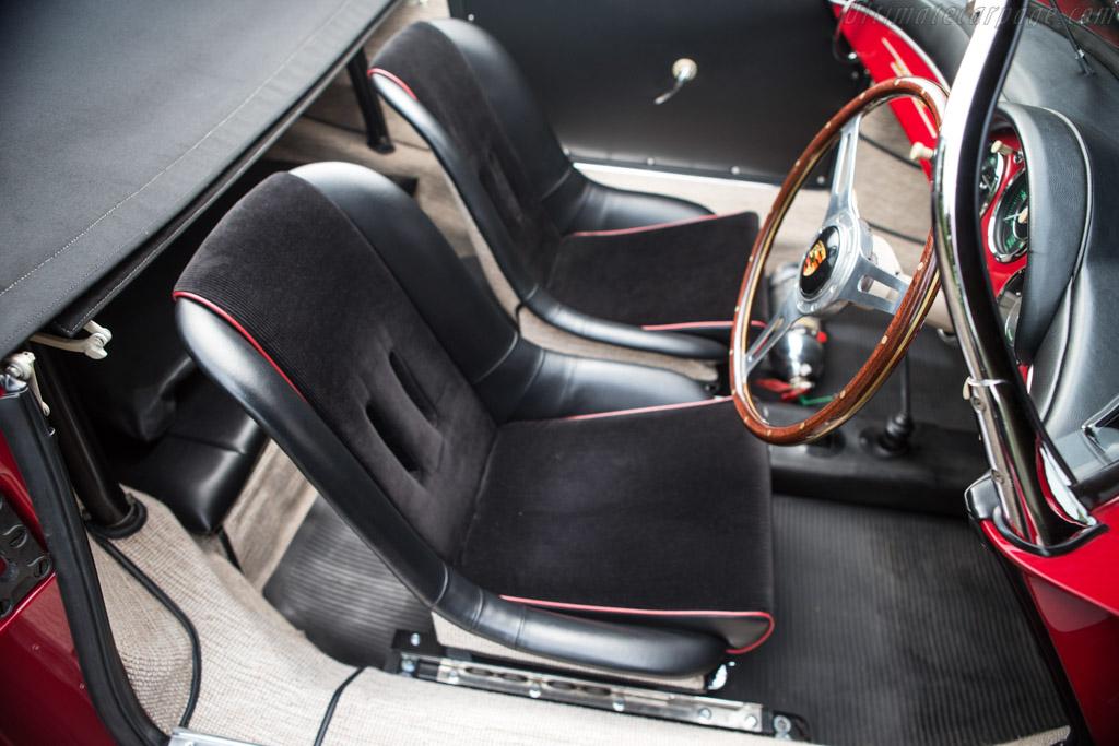 Porsche 356 A Carrera Speedster