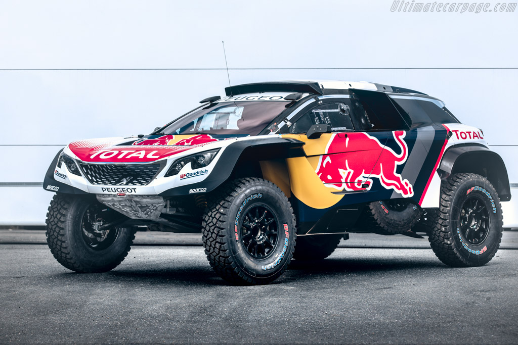 2018 Peugeot 3008 Dkr Maxi Images Specifications And