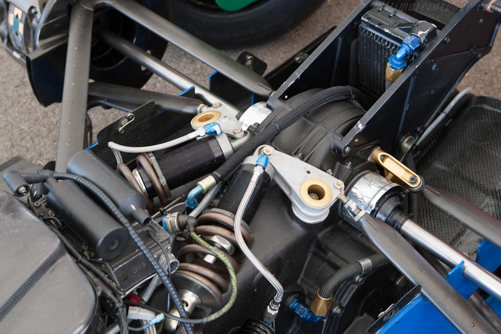 Jordan 191 Ford - Chassis: 191-06   - 2012 Goodwood Festival of Speed