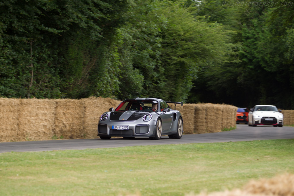 Porsche 911 GT2 RS    - 2017 Goodwood Festival of Speed