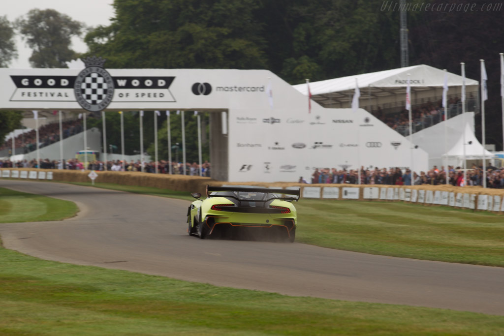 Aston Martin Vulcan AMR Pro    - 2017 Goodwood Festival of Speed