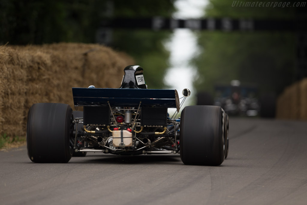 Tyrrell 003 Cosworth - Chassis: 003 - Driver: Paul Stewart  - 2017 Goodwood Festival of Speed
