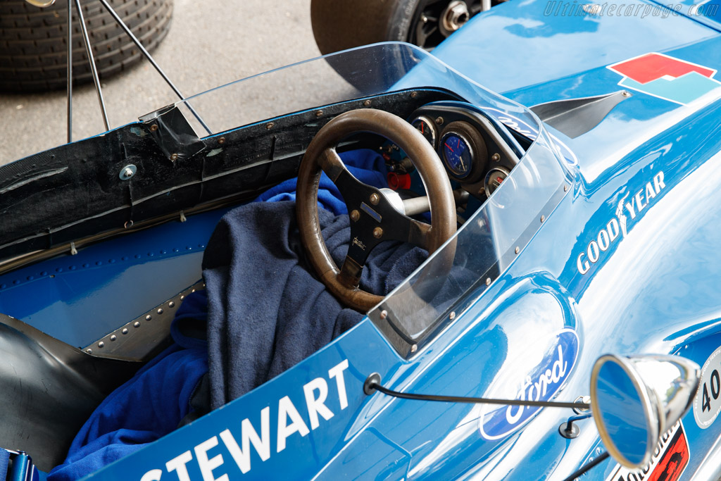 Tyrrell 003 Cosworth - Chassis: 003   - 2018 Goodwood Festival of Speed