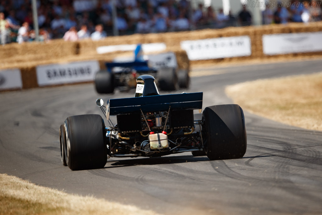 Tyrrell 003 Cosworth - Chassis: 003 - Driver: Paul Stewart - 2018 Goodwood Festival of Speed