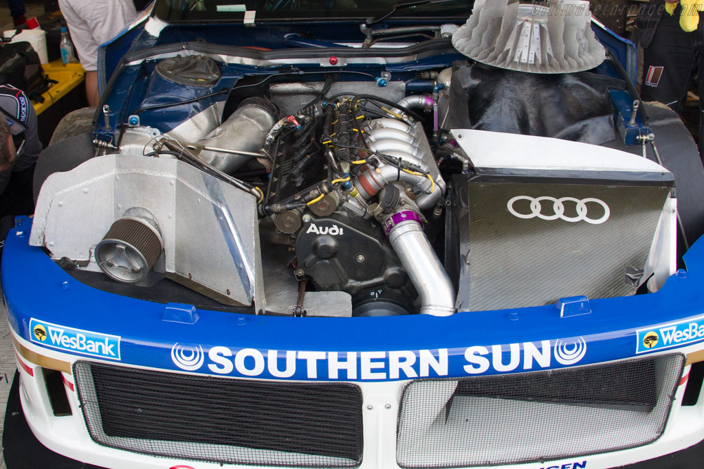 Audi S4 GTO - Chassis: 001   - 2017 Goodwood Festival of Speed