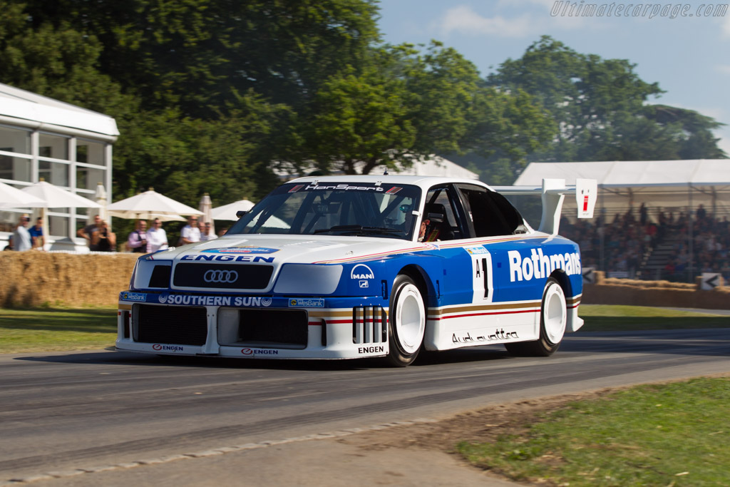 Audi S4 GTO - Chassis: 001 - Driver: Christopher Aberdein ...