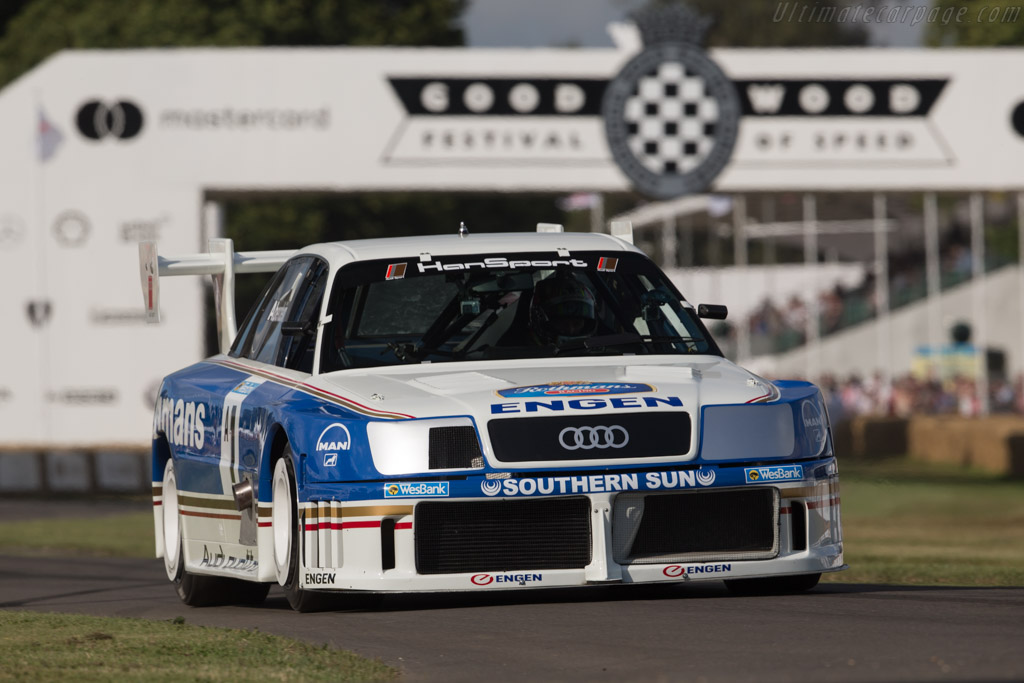 Audi S4 GTO - Chassis: 001 - Driver: Christopher Aberdein  - 2017 Goodwood Festival of Speed