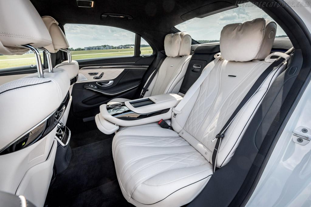 Mercedes-AMG S 63 AMG 4MATIC+