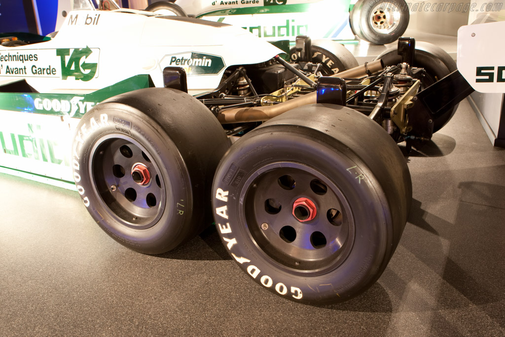 Williams FW08B Cosworth - Chassis: FW08-06   - Four Decades of Williams in Formula 1