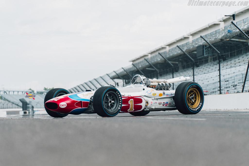 Lotus 34 Ford