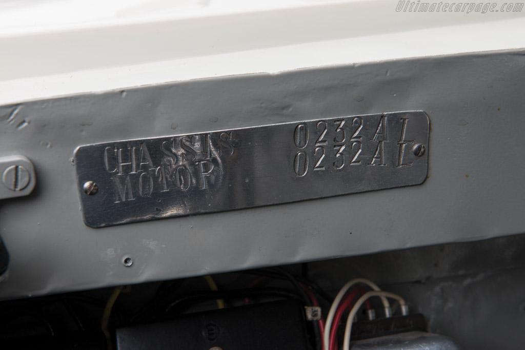 Ferrari 342 America Vignale Cabriolet