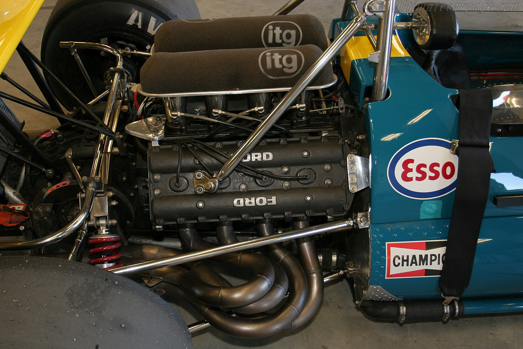 Brabham BT33 Cosworth - Chassis: BT33/3   - 2006 Monterey Historic Automobile Races