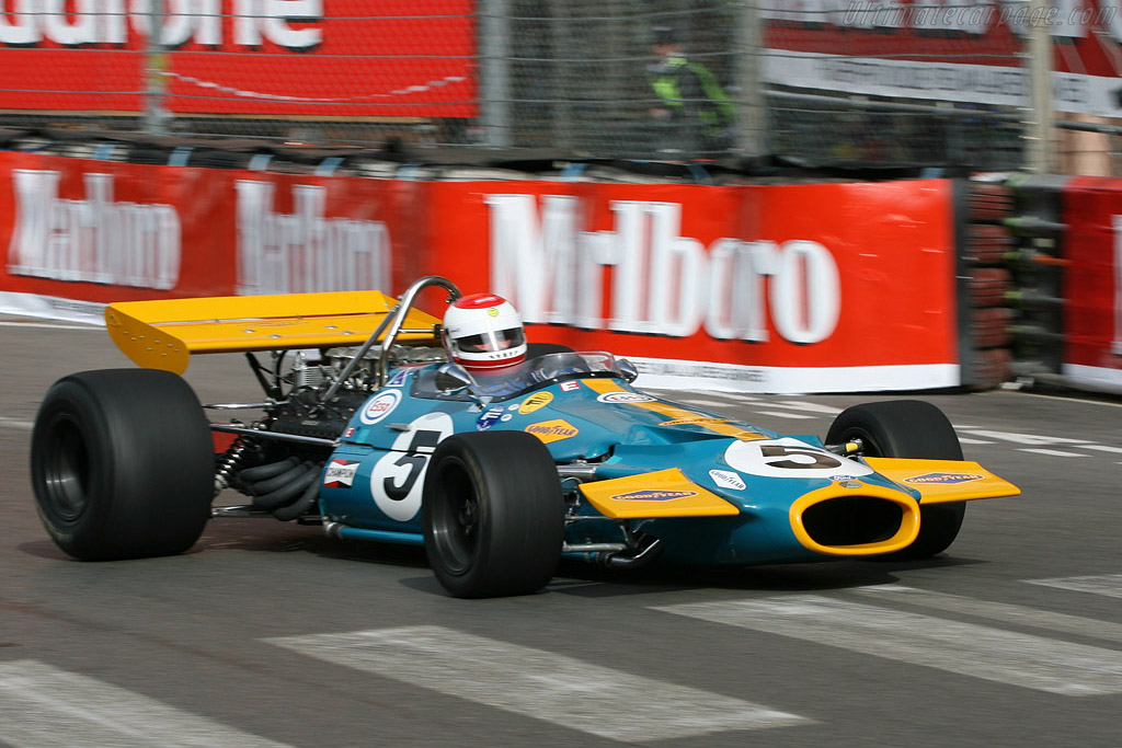 Brabham BT33 Cosworth - Chassis: BT33/2   - 2006 Monaco Historic Grand Prix