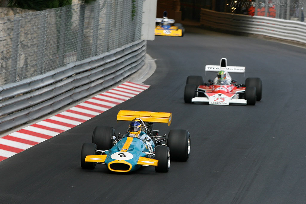 Brabham BT33 Cosworth - Chassis: BT33/1   - 2006 Monaco Historic Grand Prix