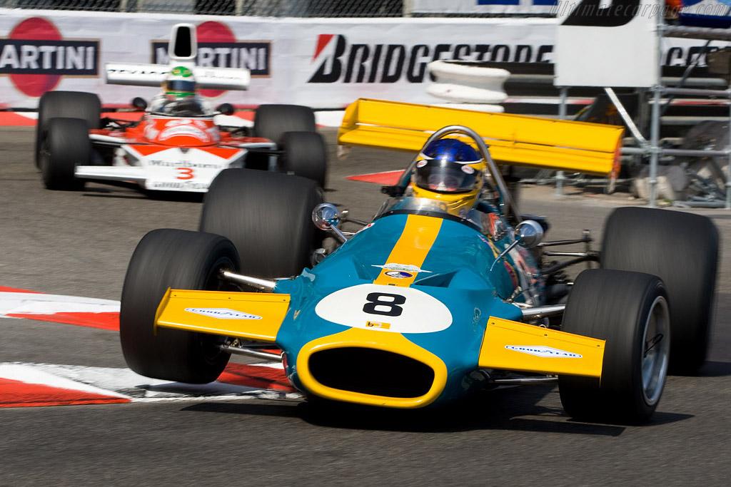 Brabham BT33 Cosworth - Chassis: BT33/1   - 2008 Monaco Historic Grand Prix