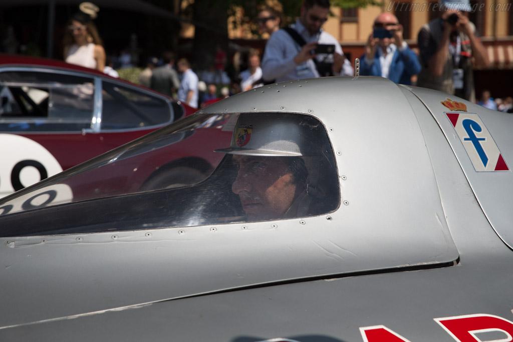 Fiat Abarth 1000 Monoposto da Record - Chassis: E 1351   - 2017 Concorso d'Eleganza Villa d'Este