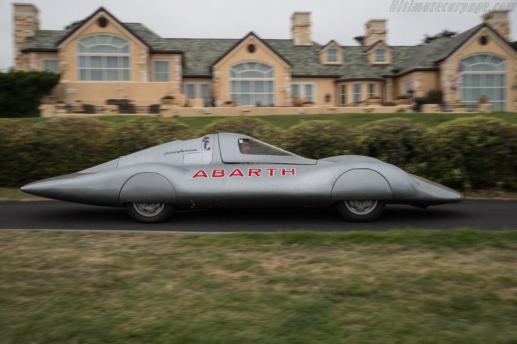 Fiat Abarth 1000 Monoposto da Record - Chassis: E 1351   - 2017 Pebble Beach Concours d'Elegance