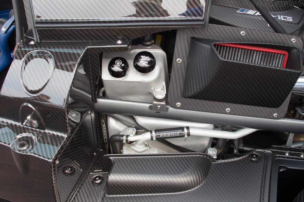 Pagani Huayra BC - Chassis: 76113   - 2016 The Quail, a Motorsports Gathering