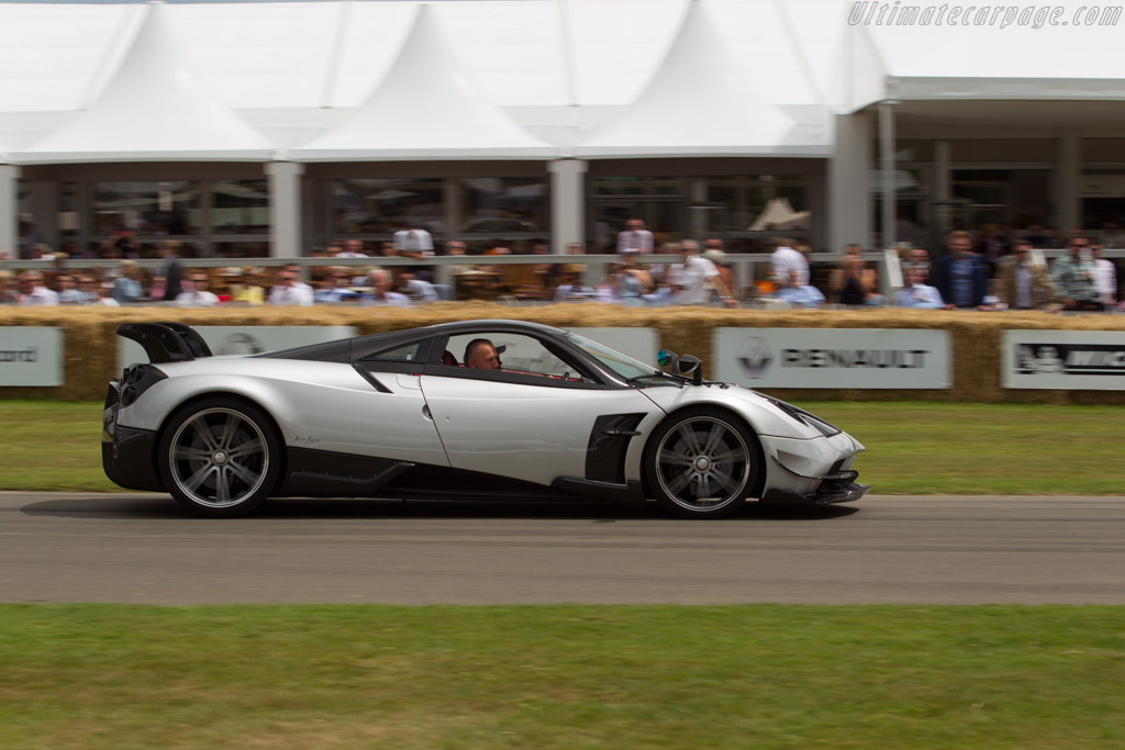 Pagani Huayra BC - Chassis: 76112   - 2017 Goodwood Festival of Speed