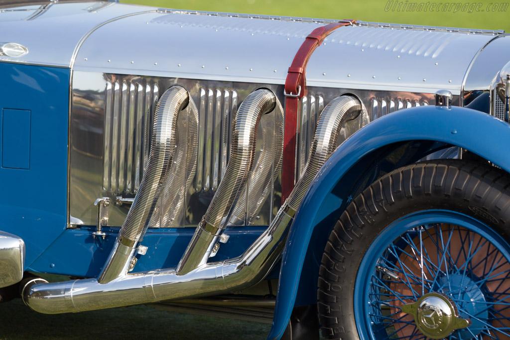 Mercedes-Benz 680 S Barker Tourer - Chassis: 35956   - 2017 Pebble Beach Concours d'Elegance