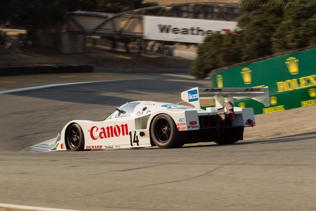 Porsche 962 TS - Chassis: 02C   - 2017 Monterey Motorsports Reunion