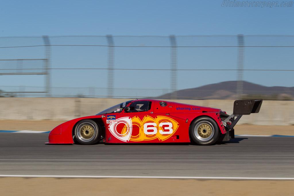 Argo JM19 Mazda - Chassis: JM19-107-GTP   - 2017 Monterey Motorsports Reunion