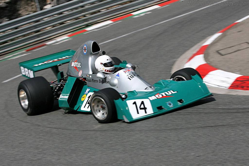 BRM P201 - Chassis: P201/02   - 2006 Monaco Historic Grand Prix