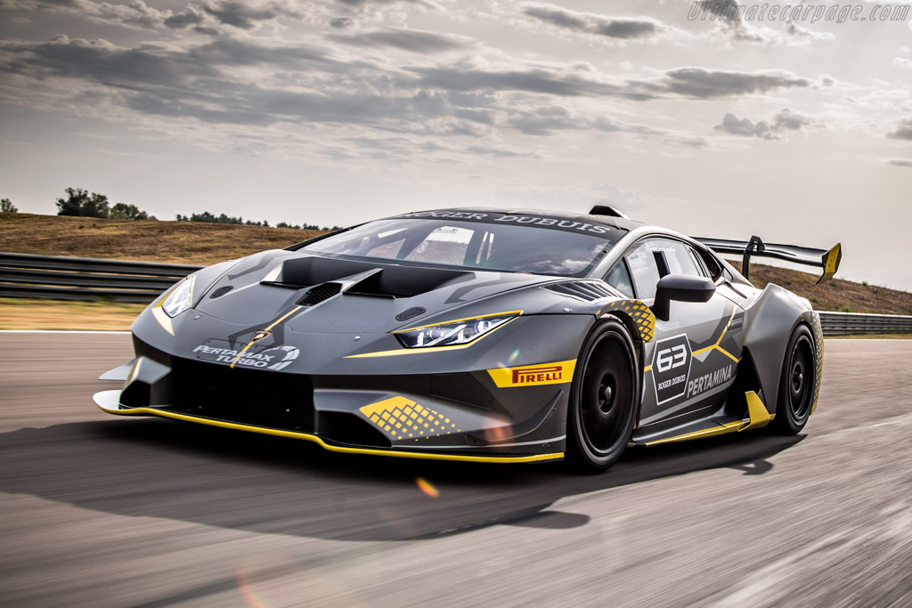 2018 lamborghini hurac n super trofeo evo images specifications and information. Black Bedroom Furniture Sets. Home Design Ideas