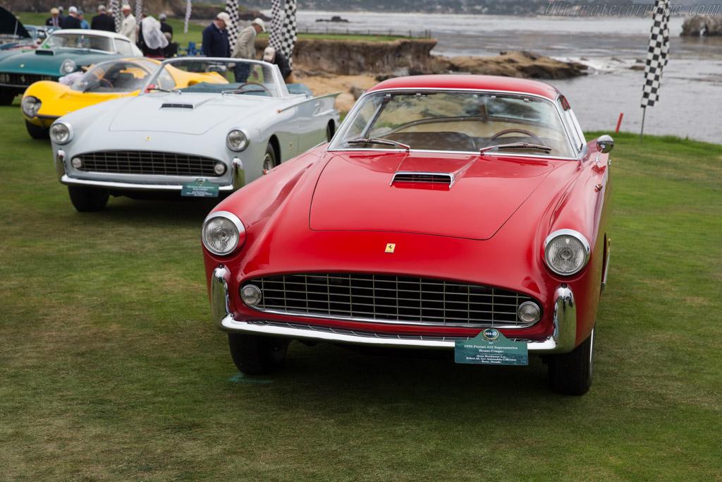 Ferrari 410 Superamerica Boano Coupe - Chassis: 0477SA   - 2017 Pebble Beach Concours d'Elegance