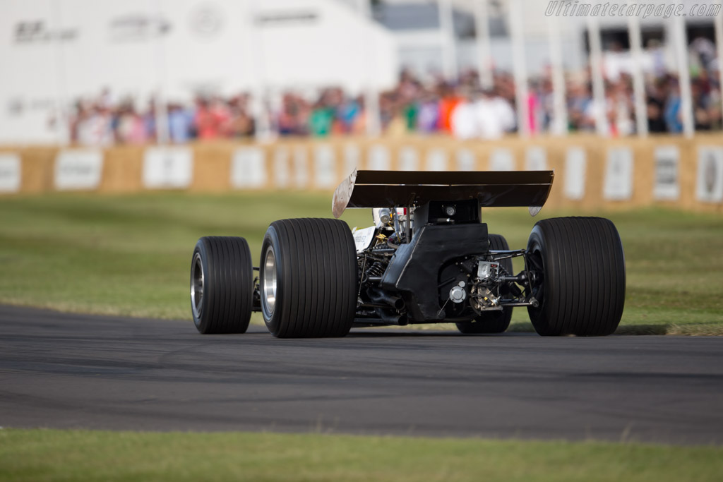 BRM P153 - Chassis: P153/05  - 2015 Goodwood Festival of Speed