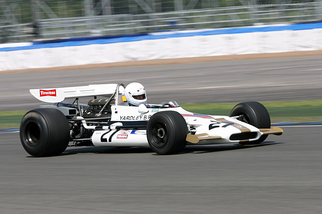 BRM P153 - Chassis: P153/03   - 2006 Silverstone Classic