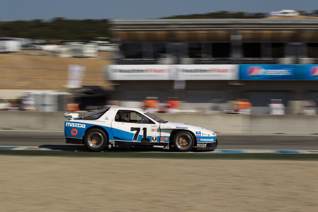 Mazda Rx 7 2017 >> Mazda RX-7 GTU - Chassis: RX-7-1 - 2017 Monterey Motorsports Reunion