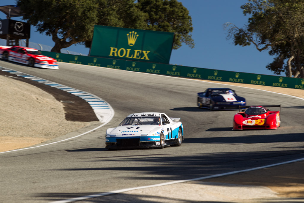 Mazda RX-7 GTU - Chassis: RX-7-1   - 2017 Monterey Motorsports Reunion