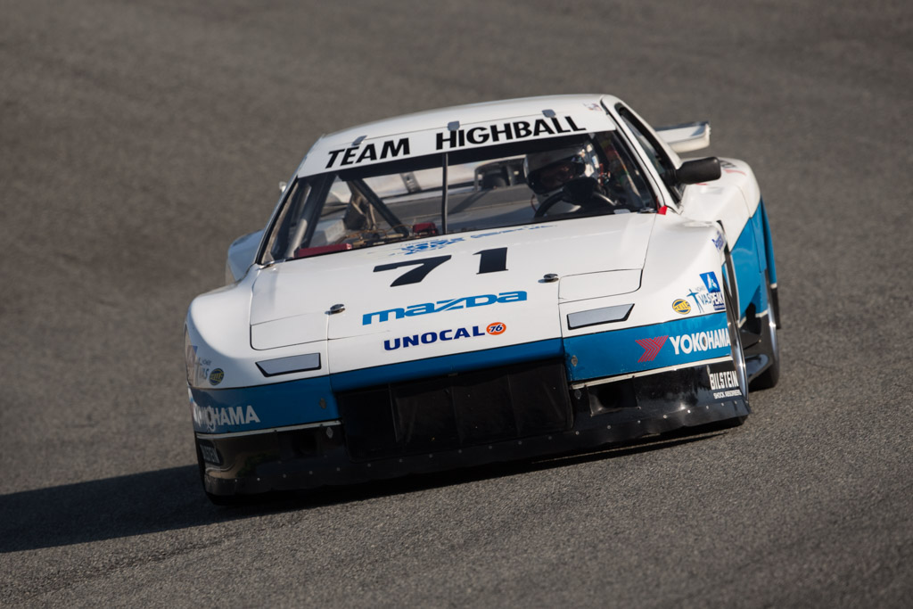 Mazda RX-7 GTU - Chassis: RX-7-1   - 2017 Monterey Motorsports Reunion