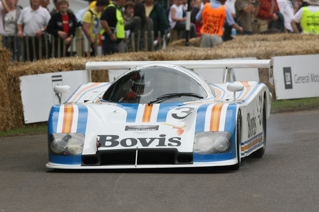 Aston Martin Nimrod - Chassis: NRA/C2 005  - 2007 Goodwood Festival of Speed