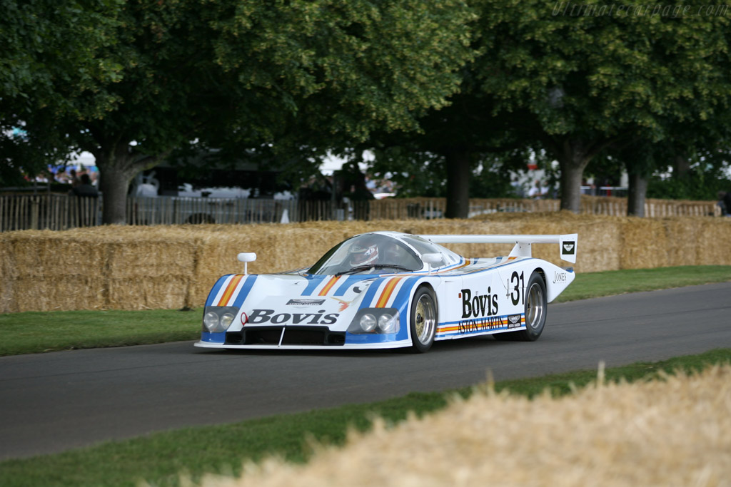 Aston Martin Nimrod - Chassis: NRA/C2 005  - 2007 Goodwood Festival of Speed