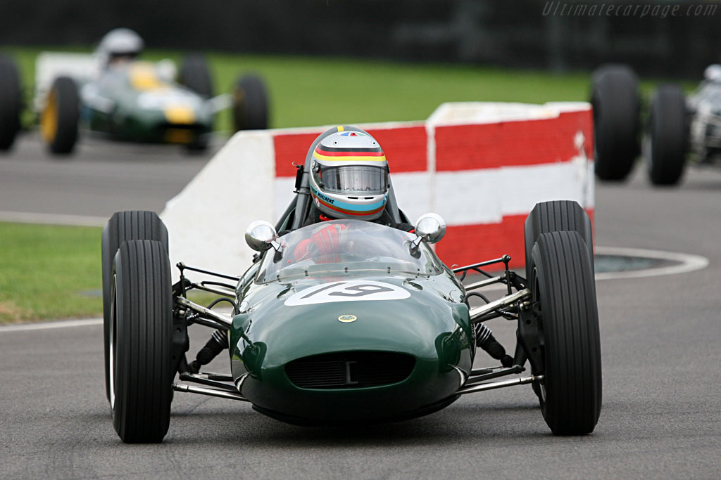 Lotus 24 Climax - Chassis: 947   - 2007 Goodwood Revival