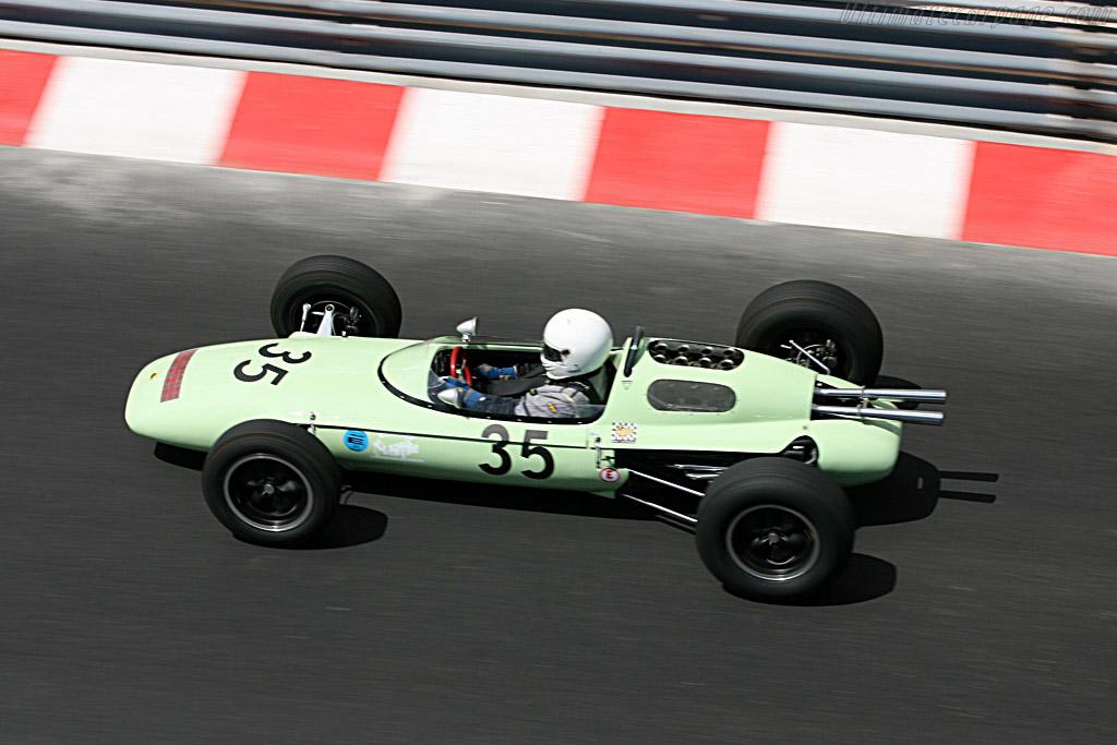 Lotus 24 Climax - Chassis: 942   - 2006 Monaco Historic Grand Prix