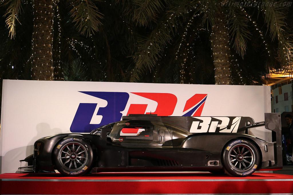 Dallara BR1